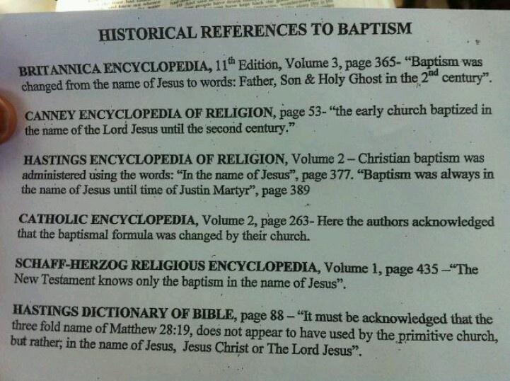 pentecostal baptism youtube