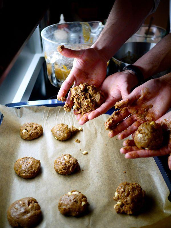 Marathon Cookies - The Londoner | Edibles | Pinterest