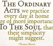 Thomas Moore--inspirational quote
