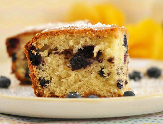 Blueberry Tea Cake | Cakes, Pies & Tarts | Pinterest