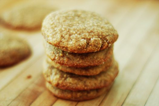 Ginger-Molasses Quinoa Cookies. Interesting. Always looking for more ...