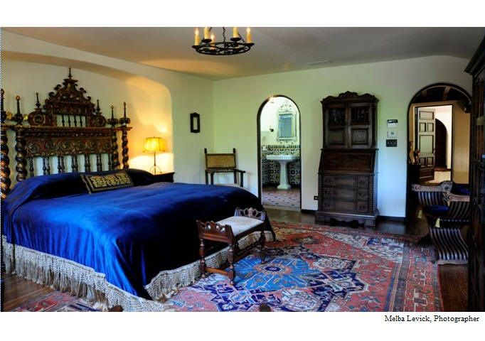 Master Bedroom Michael Burch Architects