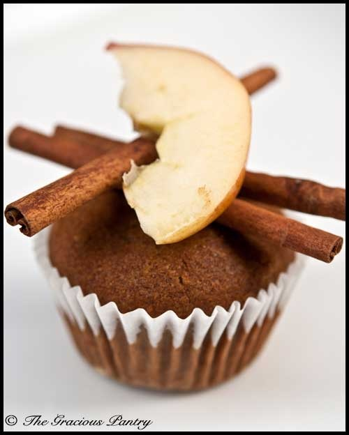 Clean Eating Cinnamon Apple Muffins (Click Pic for Recipe) I ...