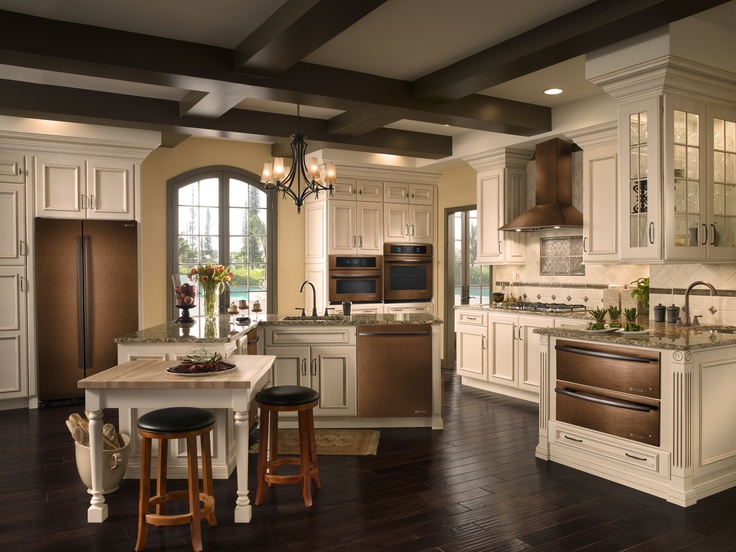 Bronze Kitchen Appliances  Kitchen ideas  Pinterest