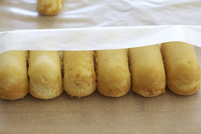 Homemade Twinkies - well, we all know this has to happen, soon.