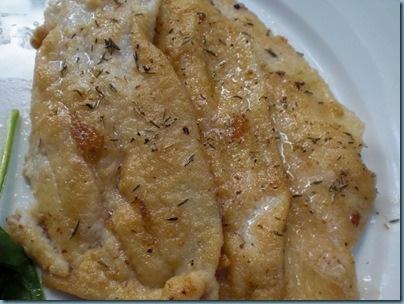 Simple Pan Fried Sole with Lemon | Fish | Pinterest