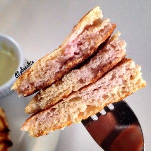 PB strawberry swirl protein pancakes | Special Mommies ideas | Pinter ...