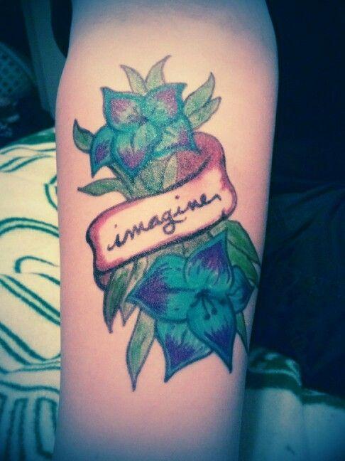 Gladiolus Flower Tattoo Drawings