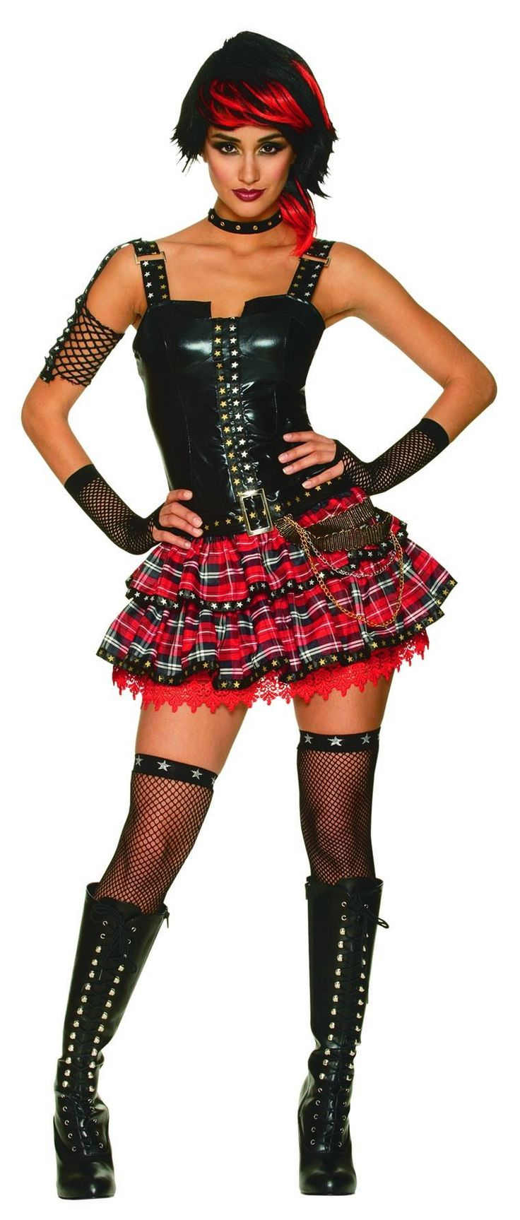 Amazoncom: punk rock costumes: Clothing, Shoes & Jewelry