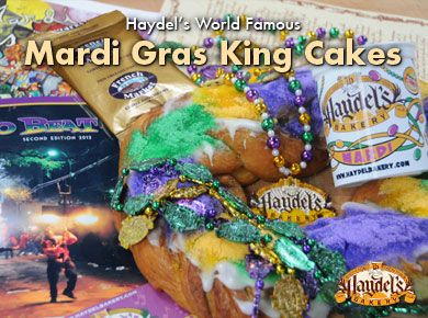 Best New Orleans King Cake Shipped