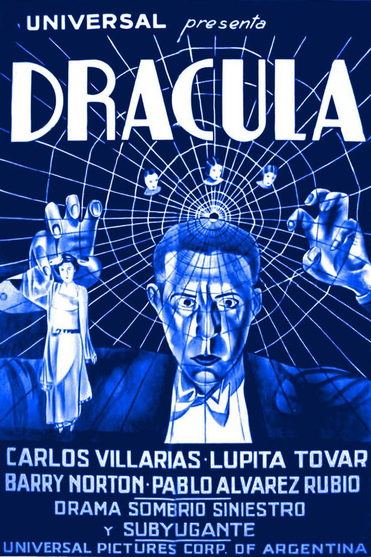 Cine Clásico - Drácula 1931 (versión latina) [userscloud]