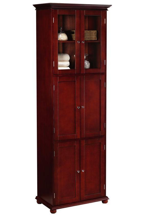 Hampton Bay 6 Door Tall Cabinet House Finds Pinterest