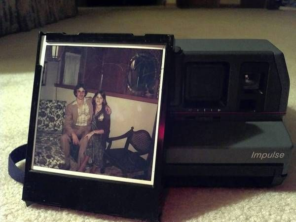 A random garage sale purchase surprises a 13-year-old with a picture of a relative he had never known.