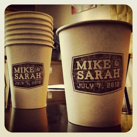 customized paper cups Shop our paper hot cups selection to find the right hot paper cups for your restaurant or business fast shipping use plain white styles to write custom orders on the cup.