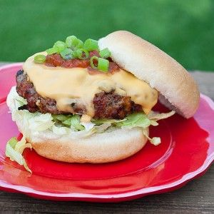 Taco Burger | Mexican Cooking | Pinterest