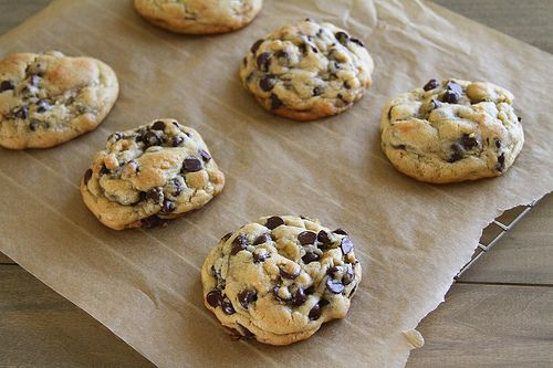 NY Times Chocolate Chip Cookies - 2 by Sugarcrafter, via Flickr