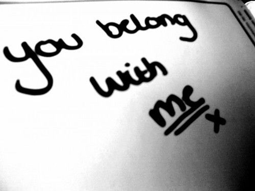 You belong with mexLove quotes Pinterest