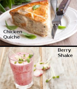 Low carb high protein diet meals