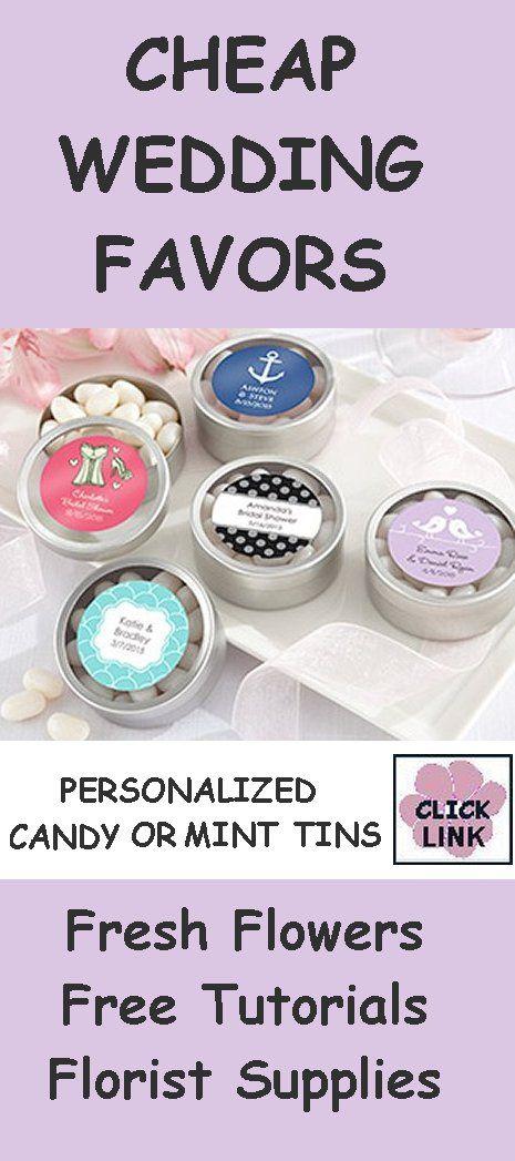 Inexpensive Wedding Favor Ideas Pinterest : Pin by Wedding Flowers, Inc. on Cheap Wedding Favor Ideas Pinterest