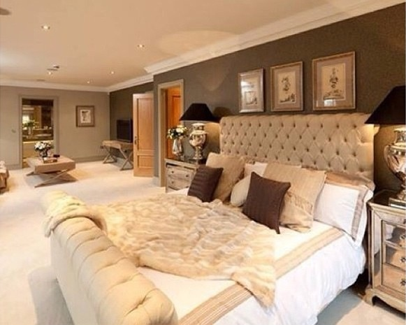 Beautiful Master Bedroom Dreamy Boudoirs Pinterest