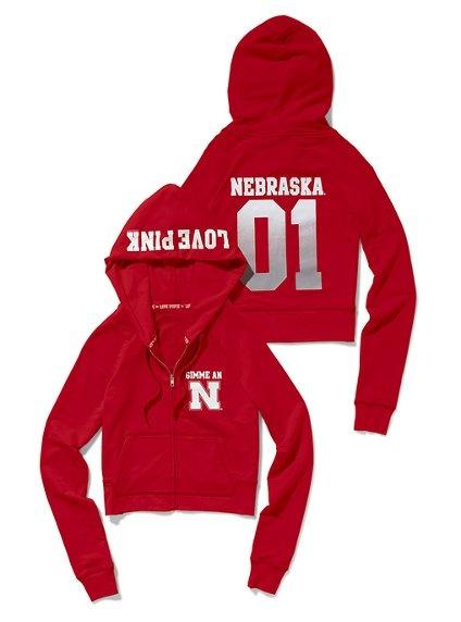 University of Nebraska Hoodie | Go Big Red!!! | Pinterest