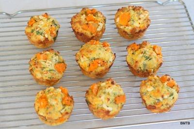 Pumpkin Feta Muffins | Recipes: Brunch n Lunch | Pinterest
