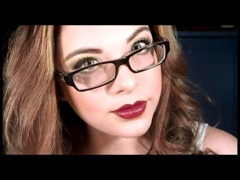 Makeup Tutorial for Girls with Glasses  Makeup  Pinterest