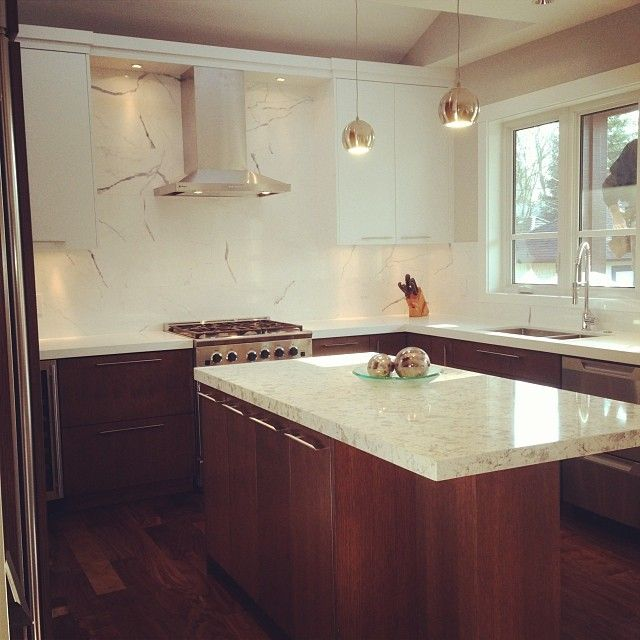 Pin by Cornerstone Kitchens & Design Ltd on Completed Kitchen Renovat ...