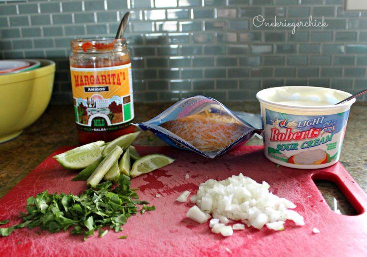 Cilantro Lime Chicken Soft Tacos