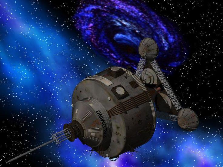 palomino the black hole gun - photo #8