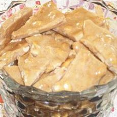 Hot Cinnamon Peanut Brittle | Recipes | Pinterest