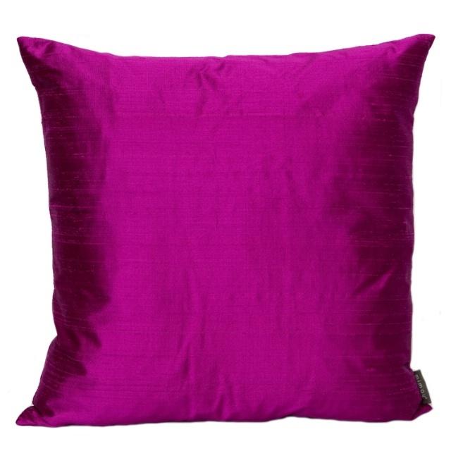 Fuschia Modern Pillows : Fuschia pillow Home-body Pinterest