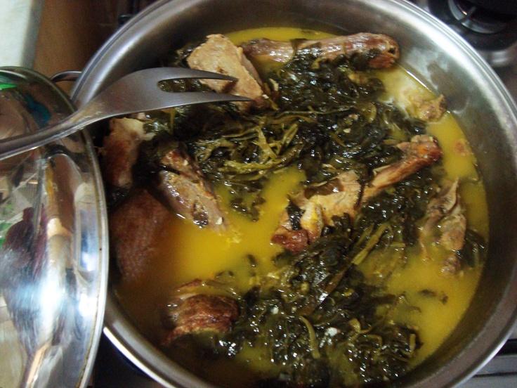 Pato no Tucupi. Culinária típica do Pará. Foto: Flavya Mutran