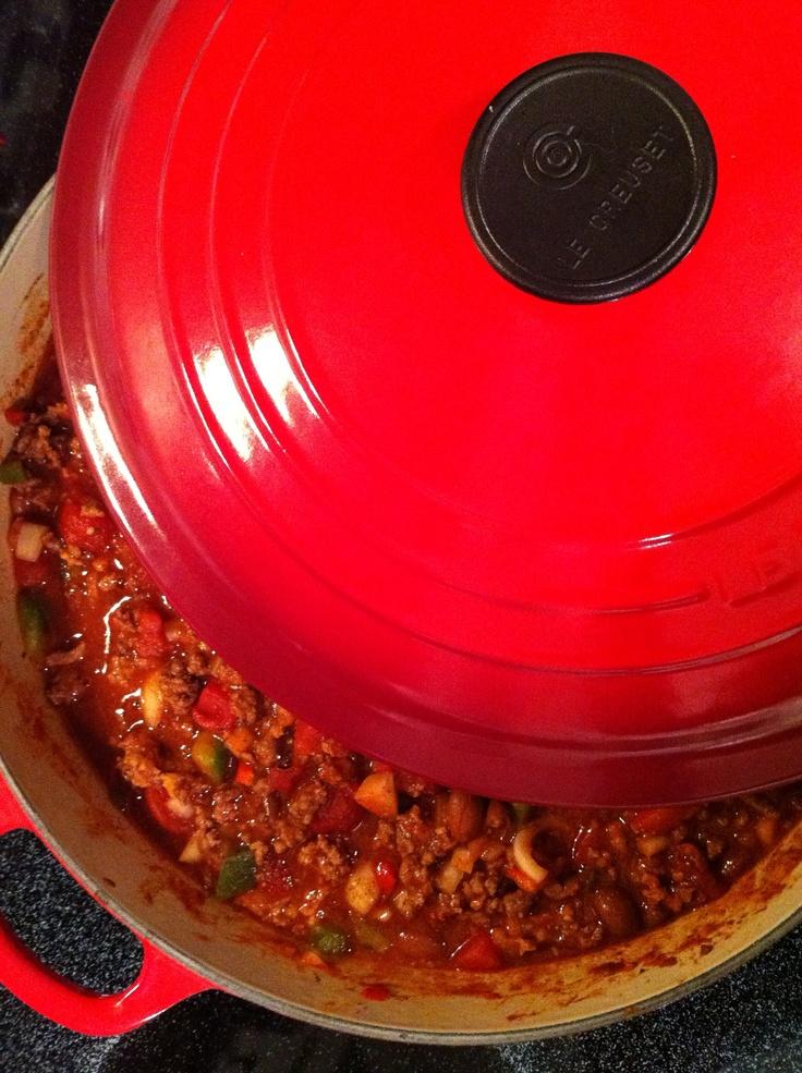 Boilermaker Tailgate Chili | Recipe