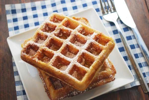 Whole Wheat Waffles Recipe | Healthy Recipes Blog