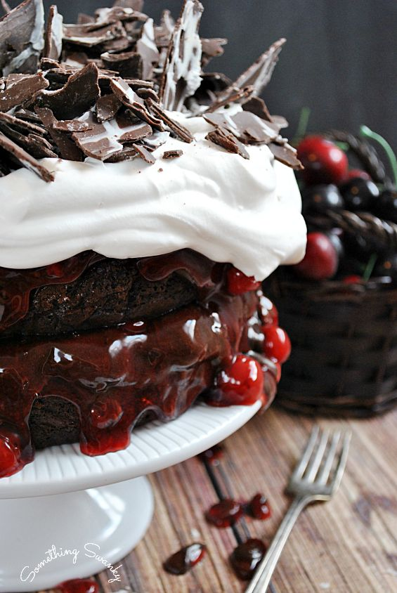 Black Forest Cake | Recipe