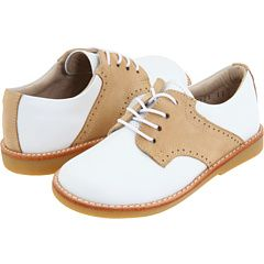 Start him off on the right foot with these classically stylish saddle