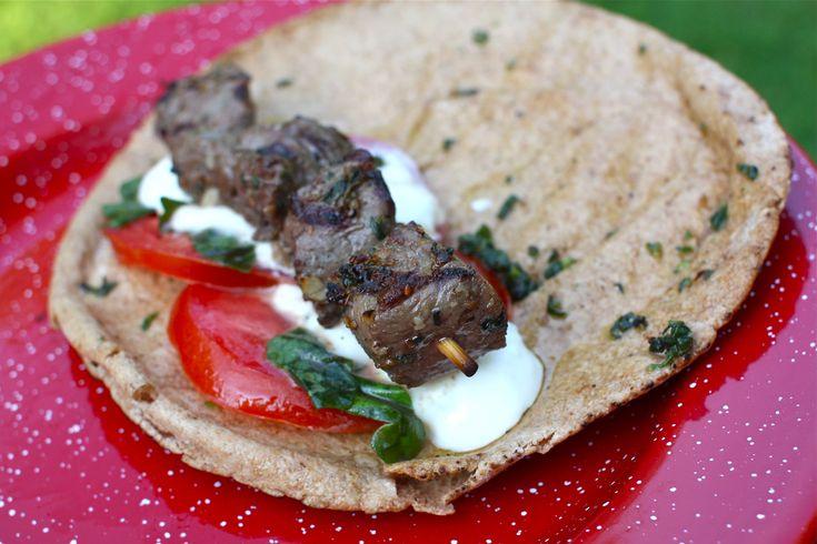 cumin & oregano beef kebabs. | Food: Beef & Lamb | Pinterest