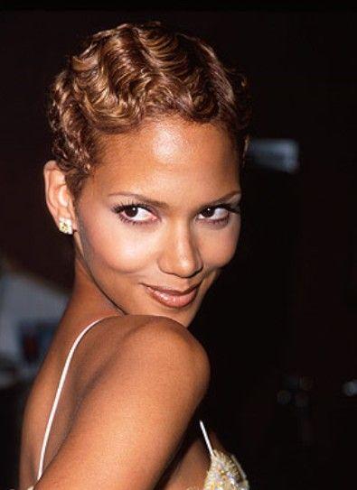 image Afro american hair pie 3