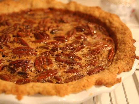 Bourbon pecan pie - | Obsessed | Pinterest