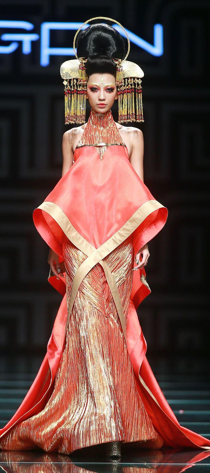 China fashion week in beijing 64