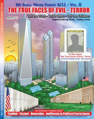 Terrorist books for kids