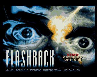 Flash Back Amiga