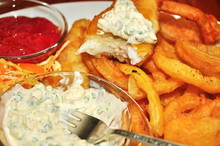 Homemade Tartar Sauce Recipe Recipe | Recipes | Pinterest