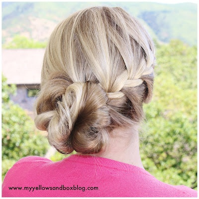WET HAIRSTYLES. ideas on how to style your hair when wet with no time