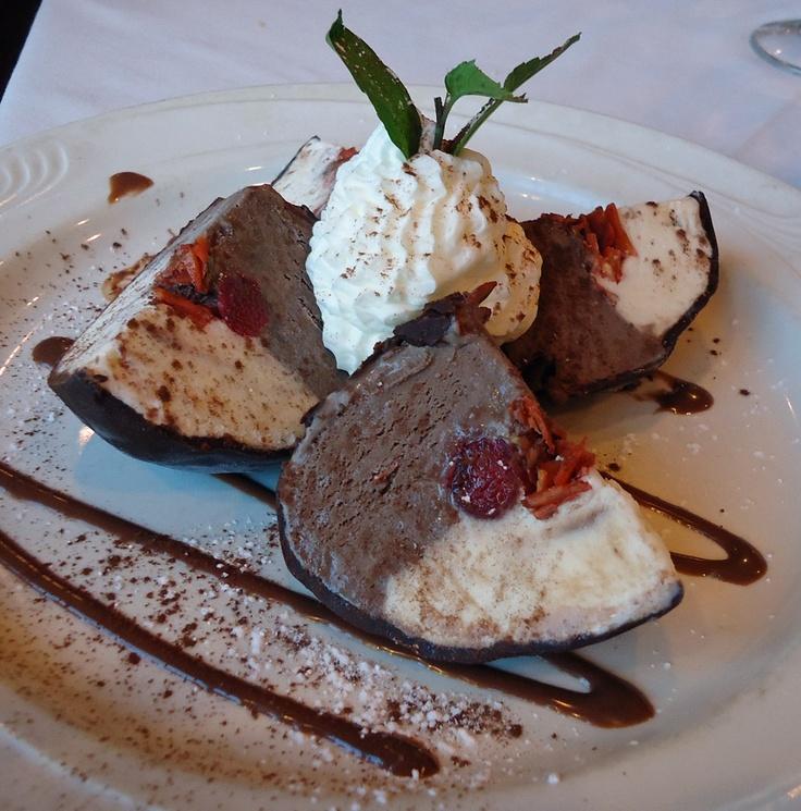 tartufo | Cooking - Baking - Desserts | Pinterest