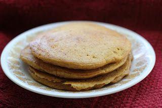 Whole Wheat Pumpkin Pancakes | Pancakes and Waffles | Pinterest