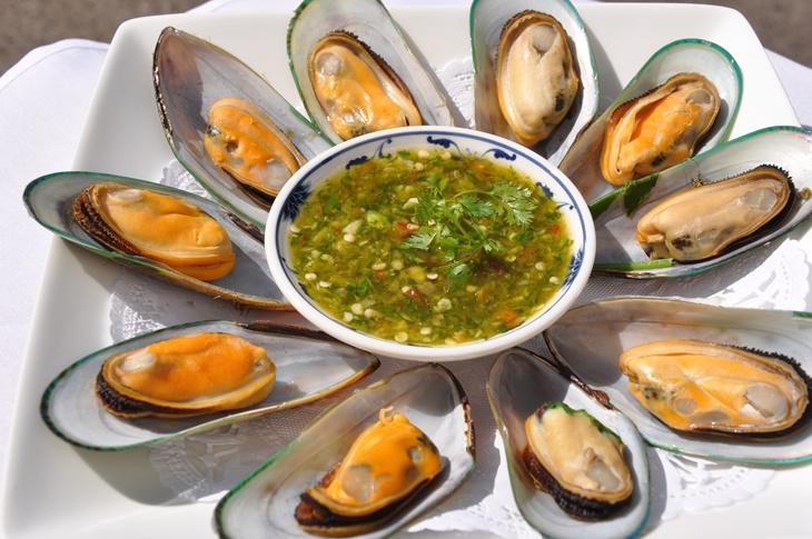 Steamed Mussels   comida   Pinterest