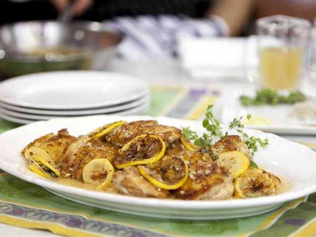 ... Easy roasted chicken thighs with lemon and oregano - Food - TODAY.com