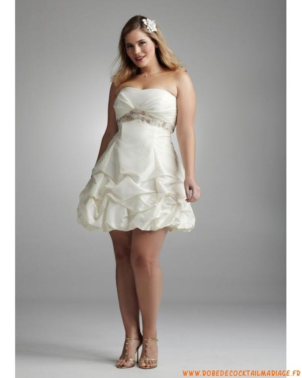 Pin by Robe de Cocktail Mariage on Robe de mariée grande taille  Pin ...